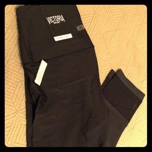 Victoria Secret Sport Black Workout Legging